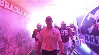 Scott Frost First Tunnel Walk VS Akron!!!