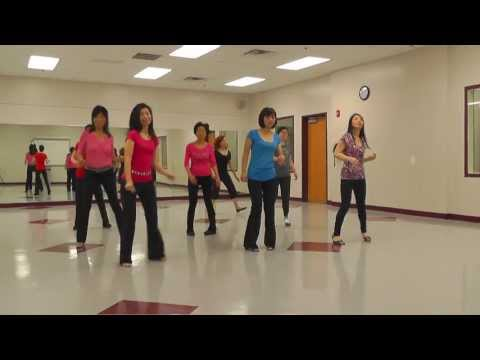 A Liquid Lunch - Line Dance (Dance & Teach in English & 中文)
