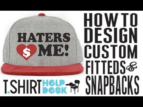 HOW TO DESIGN SNAPBACKS AND FITTED HATS PART 1 Mp3