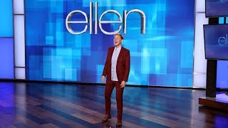 Ellen Reads Michelle Obama's Personal Journal