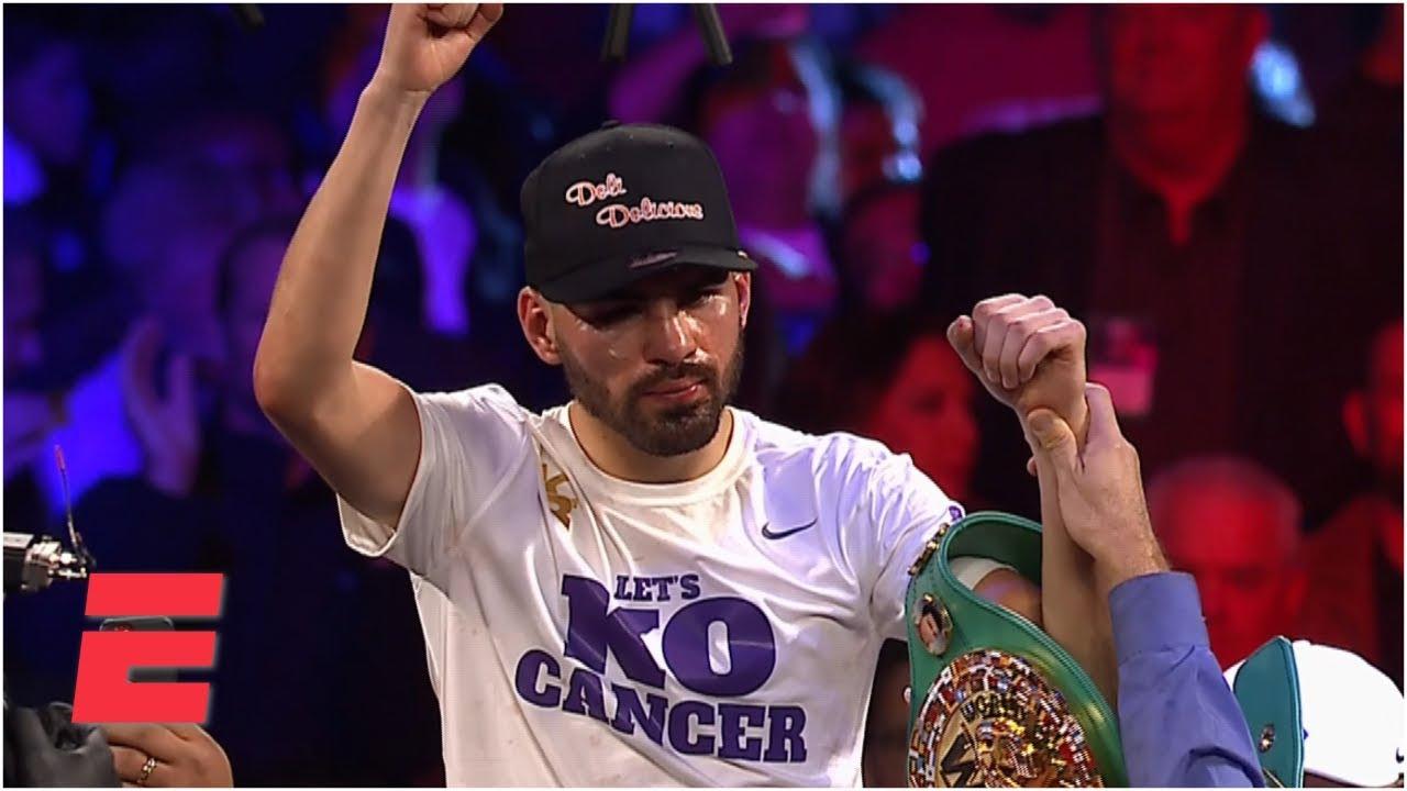 Jose Ramirez beats Jose Zepeda by decision   Top Rank Boxing