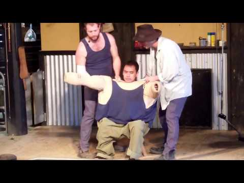 Dreamworld Theme Park - Australian Sheep Shearing Full Show