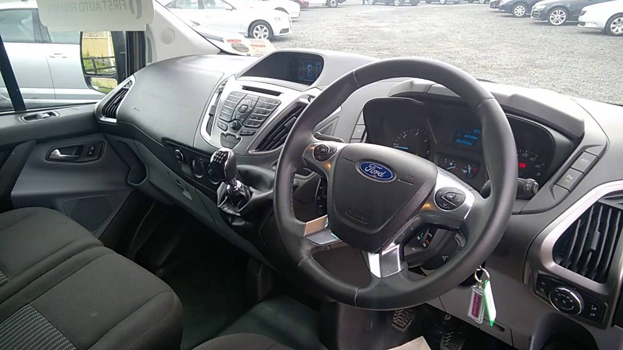 Ford Transit Custom Seater Youtube