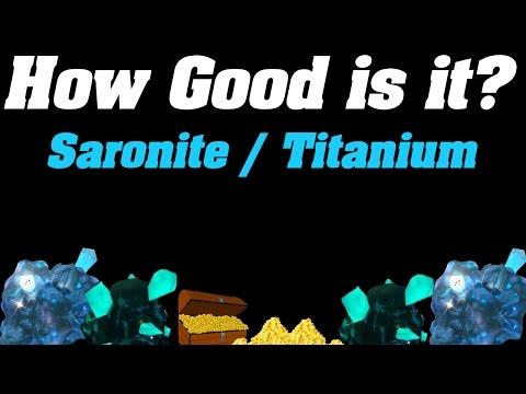How Good Is It? | Saronite & Titanium Farming |