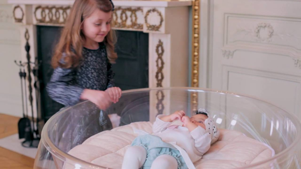 Bubble Baby Bed Productfilm Youtube