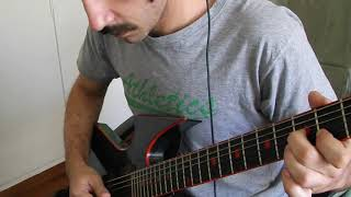Converge - I Can Tell You About Pain (Guitar Cover)