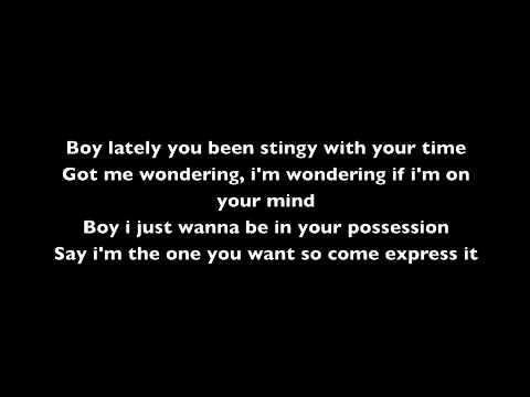 Rihanna ft Future Loveeeeeee Song Lyric Video