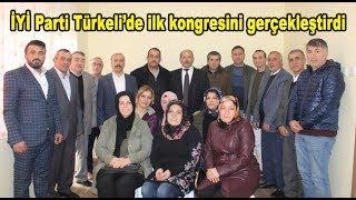 İYİ Parti Türkeli'de ilk kongresini gerçekleştirdi