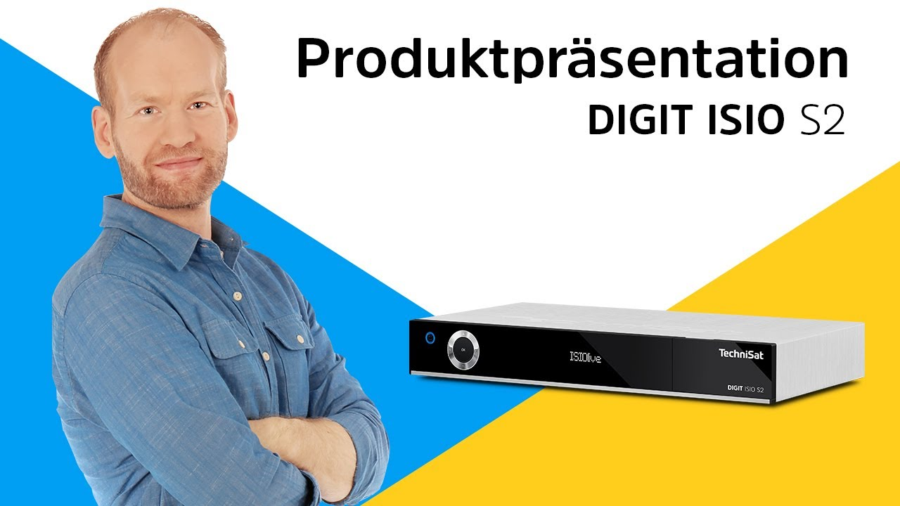 TechniSat DIGIT ISIO S2 ab 181,09 € (August 2020 Preise