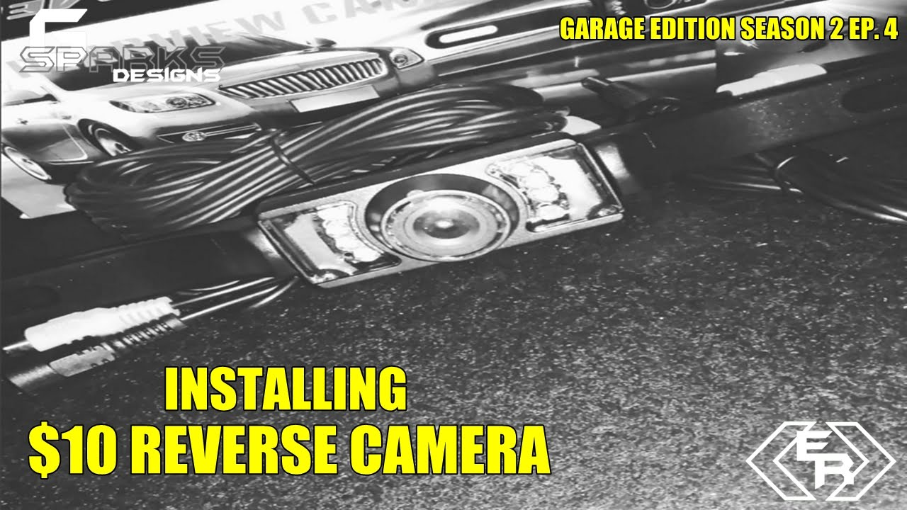 Installing 10 Reverse Camera On Dodge Ram Garage Edition Season 2 05f 250 Fog Light Wiring Diagram Ep 4 Youtube