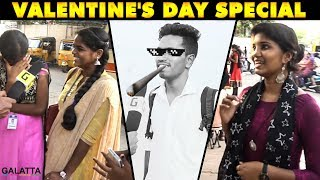 Single vs Committed - Valentine's Day Alaiparaigal | Galatta Valentine's Day Special Exclusive