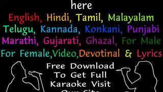 Why this Kolaveri Kolaveri Moonu 3 Tamil Karaoke HT