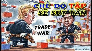 Chuyên gia Mỹ - Chế độ Trung Quốc của Tập Cận Bình sẽ suy tàn!