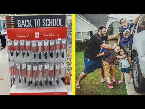 Back To School Funny Pictures Compilation