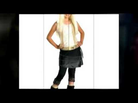 Amazing Hannah Montana Halloween Costume