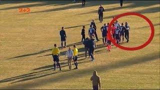 Скандал у Першій лізі: чому директор ФК Арсенал вдарив футболіста Десни після матчу