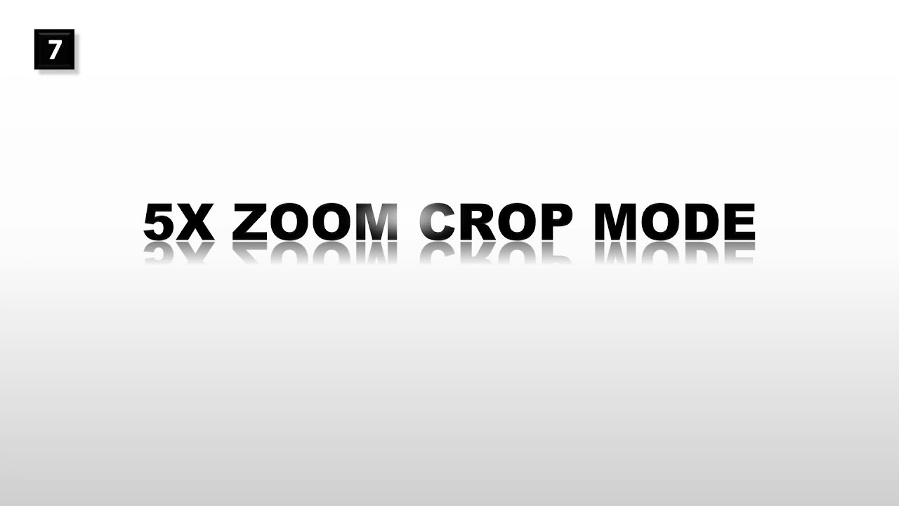 HOW-TO: Zoom crop mode in Canon EOS M with Magic Lantern