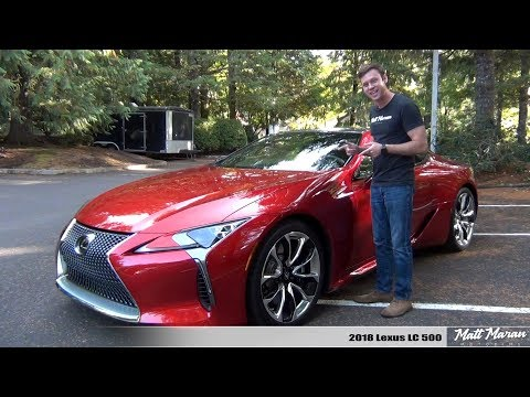 Review: 2018 Lexus LC 500