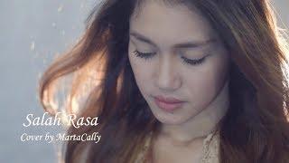 Lagu PHP dan Galau Parah..!! Salah Rasa (cover) by MartaCally