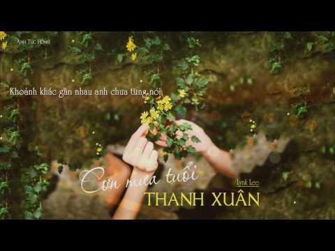 Cơn mưa tuổi thanh xuân ( OST Ranh giới ) - Lynk Lee // Lyrics&Kara