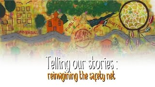TELLING OUR STORIES: reimagining the safety net(Want to know why social services are so important to the life of our province? A new OPSEU video tells you why. A year in the making, Telling Our Stories: ..., 2016-11-23T17:09:53.000Z)