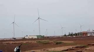 Điện gió Bạc Liêu - Bac Lieu, Vietnam wind power