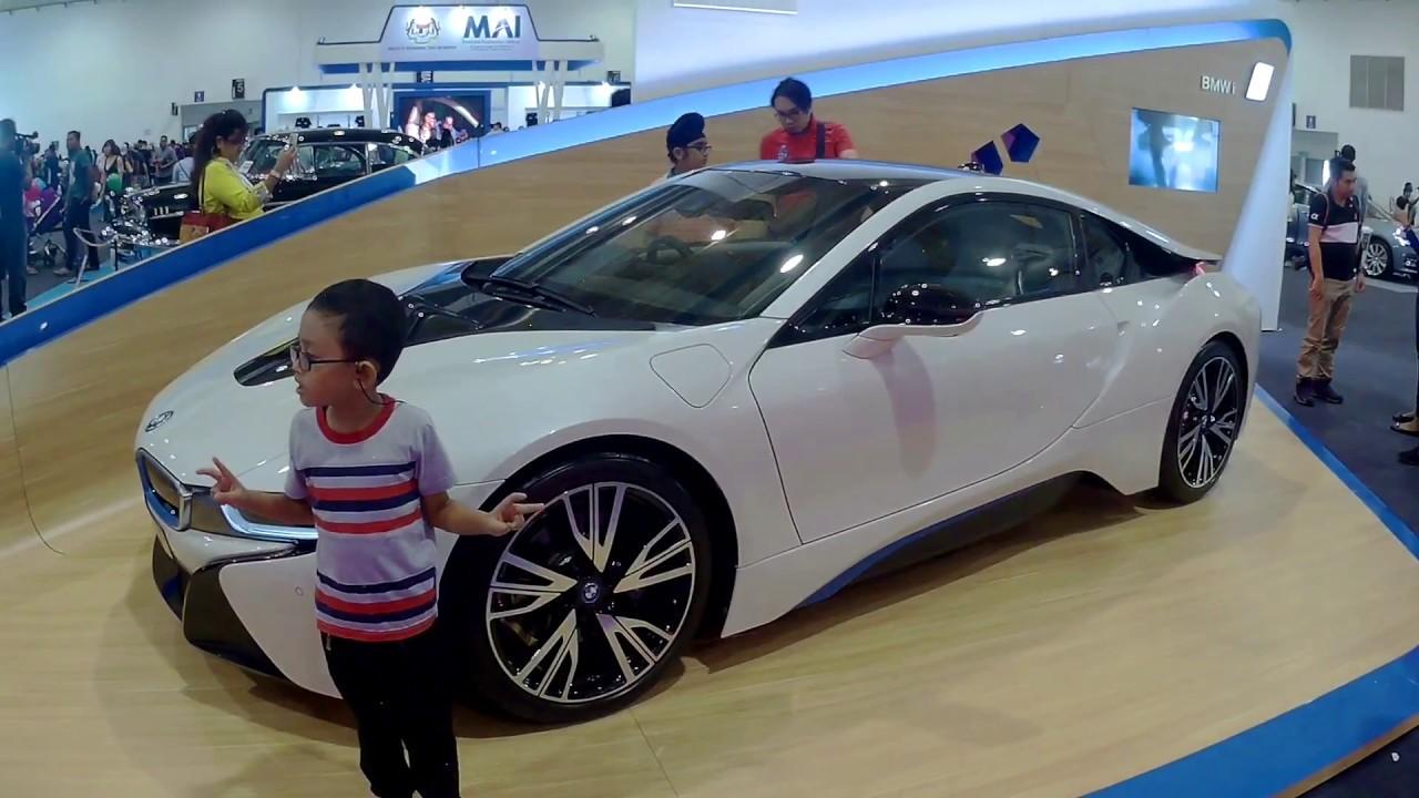 I8 Exterior: The New BMW I8 Interior Exterior Walk Around