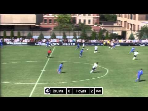 Men\'s Soccer | Georgetown vs. UCLA Highlights 9.7.15