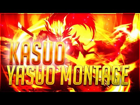 Kasuo Yasuo Montage - Best of Plays Yasuo VN 2019 ( League of Legends ) thumbnail