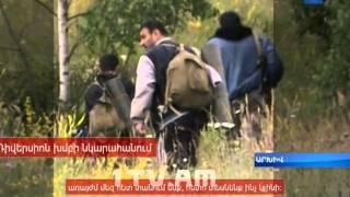 1 տարի առաջ հայկական սահմանն անցնողները դիվերսանտ-մարդասպաններ են. բացառիկ կադրեր