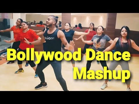 Bollywood Dance Mashup   Kiran Kamath | bollywood zumba dance fitness workout by amit |