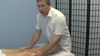 OSTEOPATHIE - la fibula (péroné) - 3 - restriction de mobilité