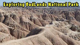 3 Amazing Places in South Dakota | Van Life in Badlands