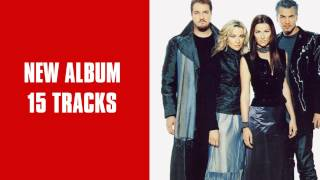 For promotional use only! Ace Of Base brand new album called Hidden...