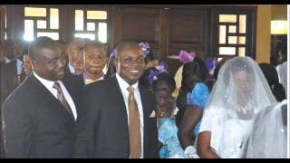 This Nigerian Had A Governor For Best Man At His Wedding