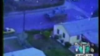 Stolen Tank Leads Police On Wild Chase Through San Diego