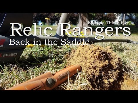 Relic Rangers - Back in the Saddle | Did we find the Oldest Coin Ever Recorded in Washington State?