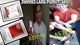 Paano Ako Pumuti ? Sa Loob Ng 3weeks Lang!  kogen & Rouge Soap  Maximum 88