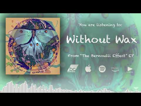 """Actias Luna - """"Without Wax"""" (Official Stream)"""