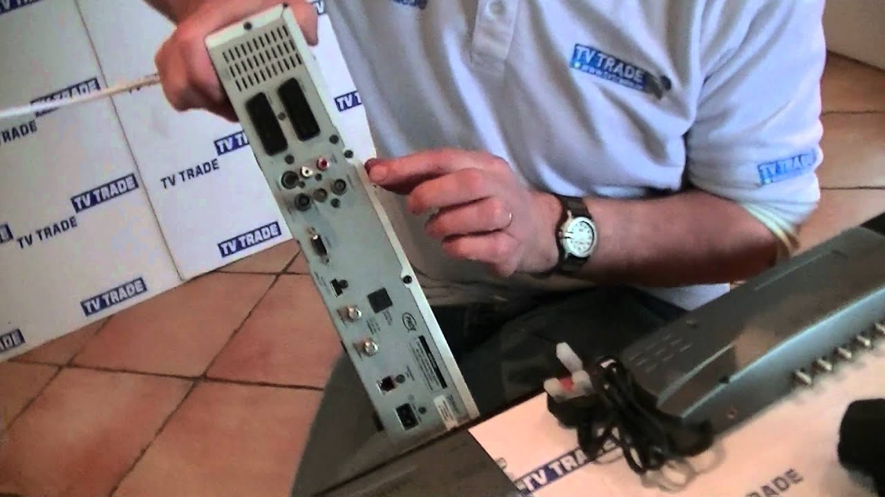 How To Install A Tv Distribution Amplifier With Bypass Return 6 Channel Amp Wiring Diagram