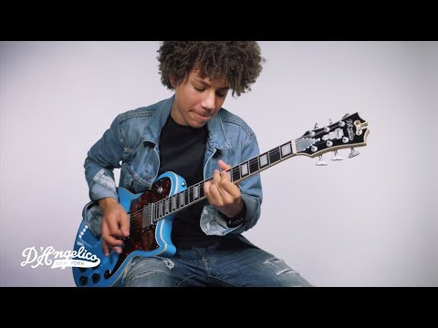 Introducing the Brandon Niederauer Atlantic® Signature | D'Angelico Guitars
