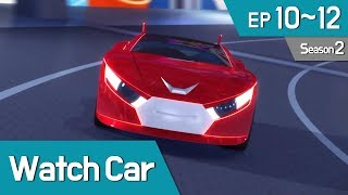 Power Battle Watch Car S2 EP 10~12 (English Ver)
