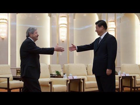 陈破空说段子:美中大使私下交谈 ,谁更羡慕谁?