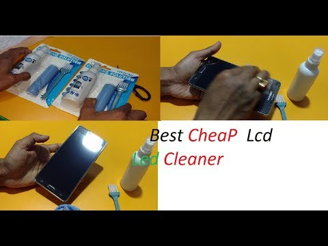Best LCD LED TV pc phone cleaner  just for 249