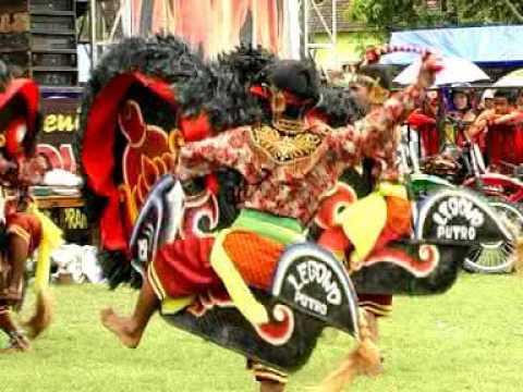 Seni Tradisional Jaranan Legowo Putro ( Official Music Video )