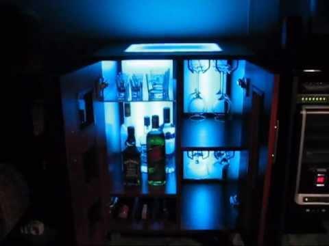 Barek Z Interaktywnym Podświetleniem Led