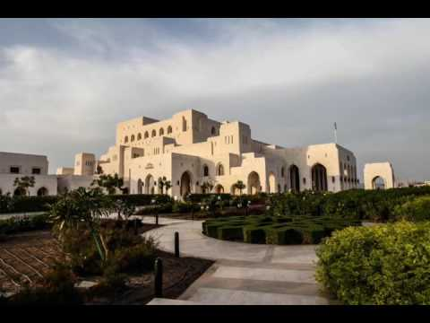 Timelapse - Royal Opera House Muscat - Oman Travel Guide