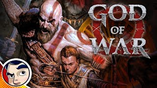God of War Prequel Comic - Complete Story