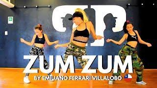 ZUM ZUM - DADDY YANKEE, RKM &amp KEN-Y, ARCANGEL Choreography by Emiliano Ferrari Villalo ...