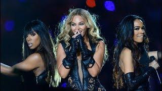 Beyoncé & Destiny's Child Live at Super Bowl Halftime Show 2013